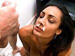 Pic of Layla Terrace in backroomfacials episode: Sex Freak Fucked On Cam!