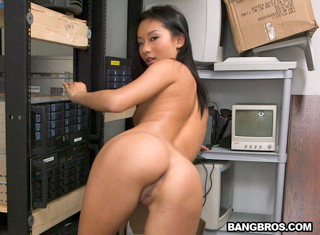 I love asian cock