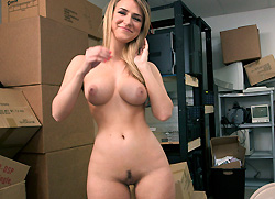 backroomfacials: Blonde Southern Bell Gets Banged