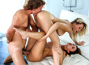 BangBros18 – Squirt Fest – Dillion Harper And Zoey Monroe