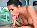 Pic of Rachel Roxxx in blowjobfridays episode: A porn star that loves cock in her mouth to swallow a lot of cum