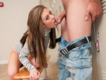 blowjobfridays: Candace Cage Blow Job Rage