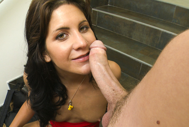 Billi Ann Facialized Cumshot