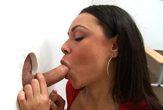 Bethany Benz VS Gloryhole