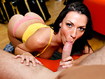 Pic of Rachel Starr in blowjobfridays episode: Rachel Starr Perfect Blowjob