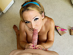 Pic of Blowjobfridays in Break Time Blow Job w/ Nikki Sexx
