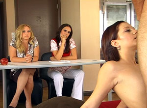 from Matthew brandi belle movies and cock corn download