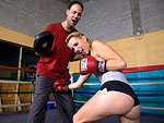 Pic of Lexi Belle in canhescore episode: Lexi and the Hogger