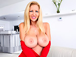 milfsoup: Her pussy is all pierced up