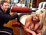 Pic of Puma Swede in milfsoup episode: The MILF Naked Gym Workout