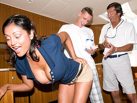 Boat Ride Of A Lifetime Milf Soup