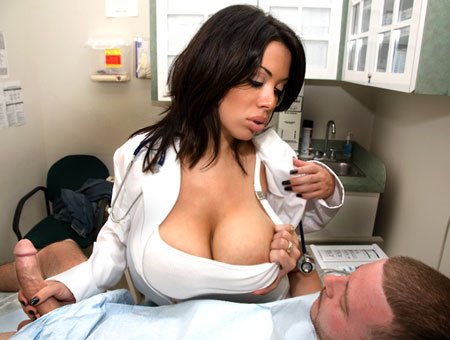 The Not So Routine Checkup Milf Soup