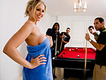 milfsoup: Pool Shark