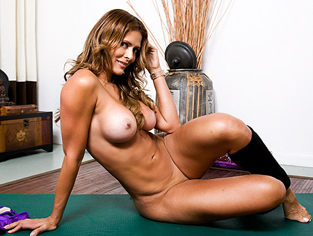 A Sexy Yoga Class Milf Soup