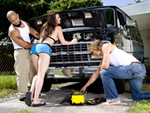 Pic of Raquel Devine in milfsoup episode: Raquel Loves Chevys Hard Tools