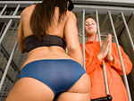 Pic of Lisa Ann in milfsoup episode: Lisa Anns Jail Time