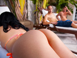 Pic of Mya Luanna in milfsoup episode: Dreaming Of Mya!