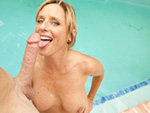 Pic of Jodi West in milfsoup episode: Home Alone Milf Gets Nailed!