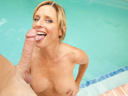 Home Alone Milf Gets Nailed! Milf Soup