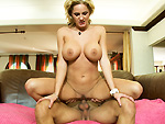 Pic of Zoe Holloway in milfsoup episode: Zoe Holloway Squirts And Takes It In The Ass!
