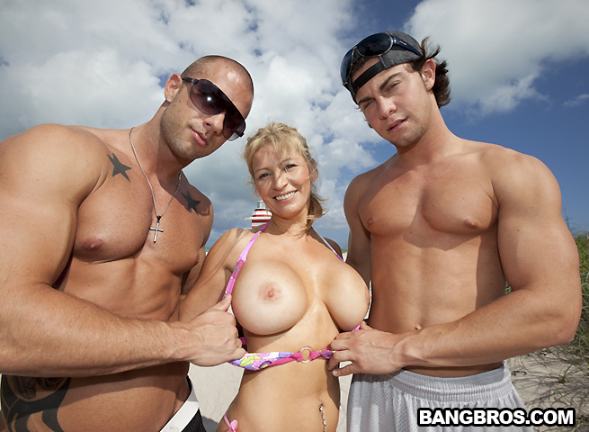 Bang bros milf soup