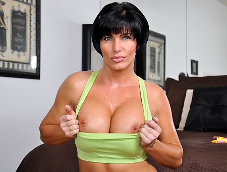 Shay Fox Is Ready For Cock! Milf Soup