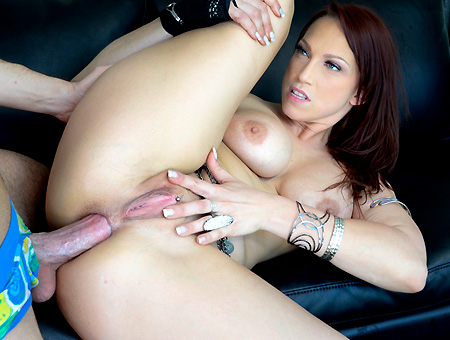 Nicki Hunter Loves Anal!!! Milf Soup