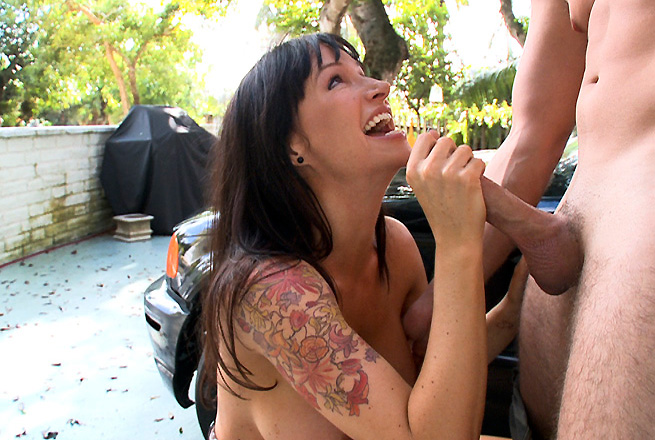 Angie Noir milf porn video from MILF Soup