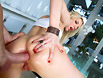 Pic of Milfsoup in Blonde Milf Does Anal