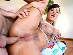 Pic of Mranal in Anal with Lisa Ann