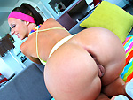mranal: Jada Stevens takes it in the ass