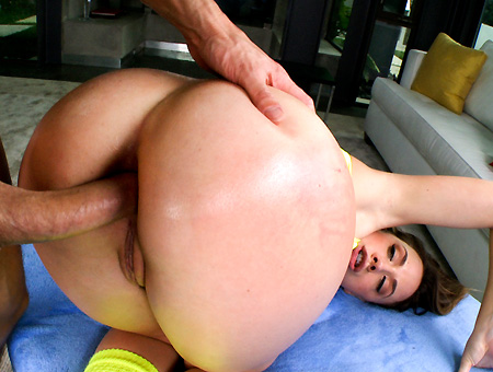 Chanel Preston – Anal Is The Game!