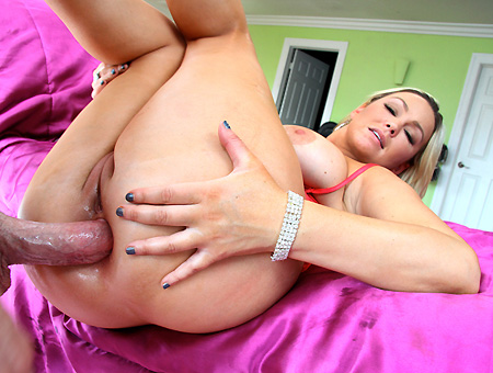 Abbey Brooks likes it in the ass