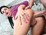 mranal: Eva Angelina Loves It In The Ass