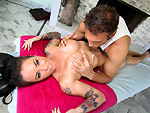 Pic of Pornstarspa in Christy Mack rubbed and fucked