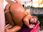 Pic of Nikki Sexx in pornstarspa episode: Right There Nikki, Right There