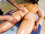 Pic of Pornstarspa in A Rub Down From Heaven