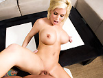 Pic of Diamond Foxxx in remaster episode: Sexy blonde needs cock