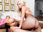 Pic of Jessica Lynn in remaster episode: Anal loving blondes