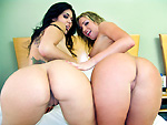 Pic of Flower Tucci in remaster episode: Big Asses Take Anal Pounding