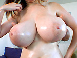 Pic of Ana in remaster episode: Amazing natural big tits