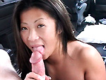 remaster: Tight Asian Pussy On The BangBus