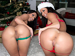 Pic of Rachel Starr in remaster episode: Holiday Porn Star Ass!
