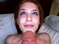 New to Porn Amateur Redhead Anal Banged