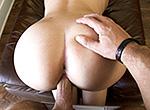 my girl blondie got a phat ass