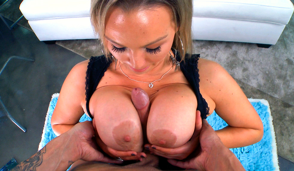 Hot Big Tits Milf Stripping