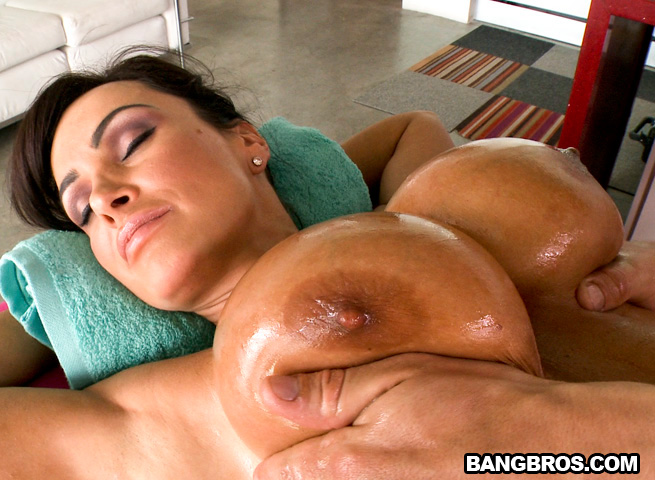 Lisa ann massage anal
