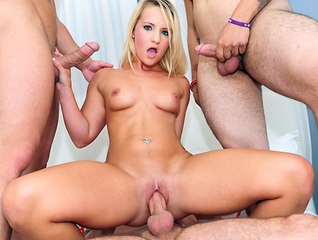 Sexy women getting gang banged #13